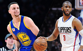 Golden State Warriors'a Evinde Los Angales Clippers Şoku