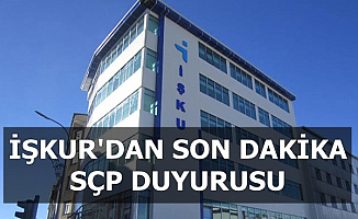 İŞKUR'dan Son Dakika Sosyal Çalışma Programı Açıklaması