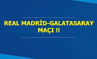 Real Madrid 6 Galatasaray 0