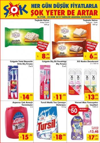 ŞOK, A101 ve BİM İndirimli Ürünler Kataloğu