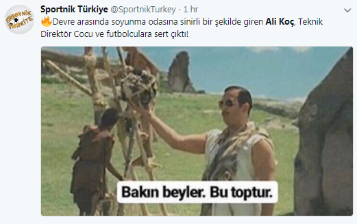 Fenerbahçe'nin Çaykur Rizespor Mağlubiyeti Sonrası Atılmış En Komik 10 Tweet