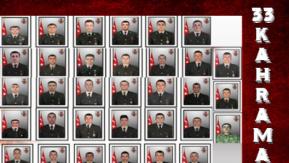 MSB İsimlerini ve Fotoğraflarını Paylaştı: İşte İdlip Şehitlerimiz