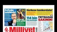 29 Eylül Cumartesi Günün Gazete Manşetleri