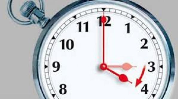 Avrupa Ülkeleri Bu Geceden İtibaren Yaz Saati Uygulamasına Geçiyor.