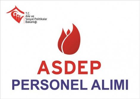 Aylık 3000 TL Maaşla KPSS Şartlı ASDEP Görevlisi Alınacak!
