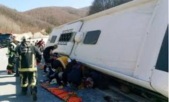 Bursa-Ankara Yolunda Trafik Kazası!