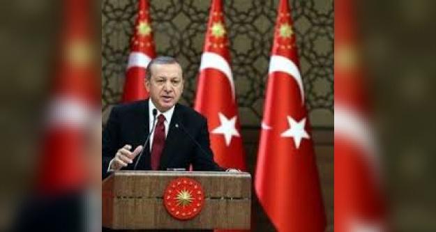 Cumhurbaşkanı Recep Tayyip ERDOĞAN'dan Nevruz Bayramı Mesajı