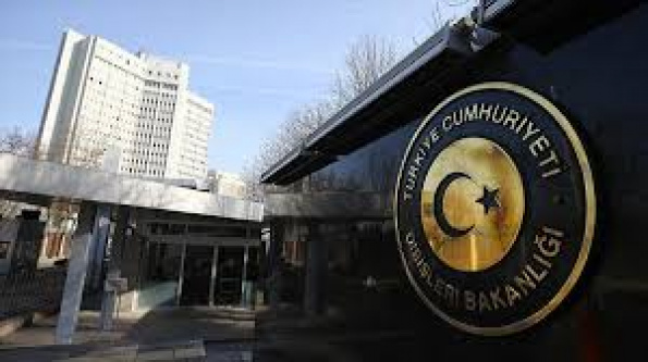 Dışişleri Bakanlığı  KPSS Şartsız Sözleşmeli Personel Alacak!