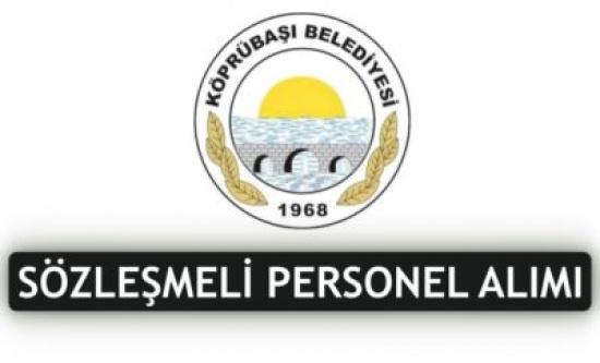 Manisa Köprübaşı Belediyesi En Az İlköğretim Mezunu Personel Alacak!