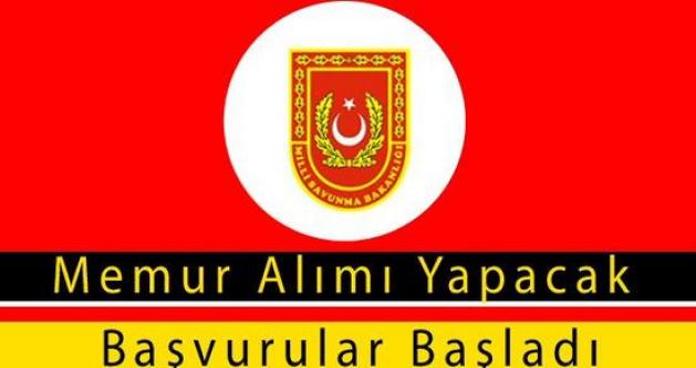 Milli Savunma Bakanlığı KPSS Şartsız 24 Bin Personel Alacak!