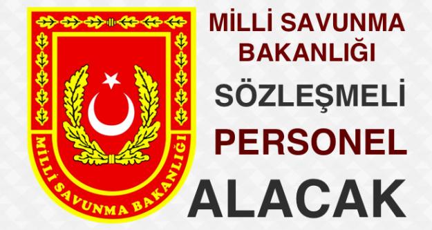 Milli Savunma Bakanlığı KPSS Şartsız Sözleşmeli Çok Sayıda Subay/Astsubay Alacak!