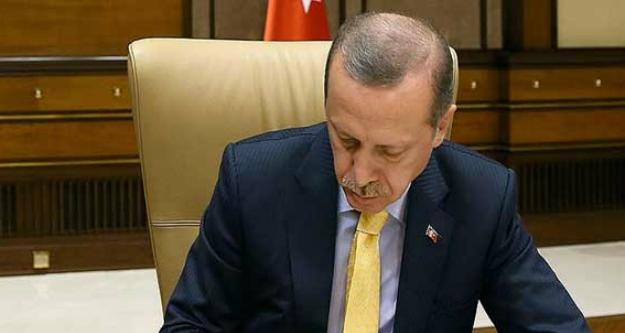 Cumhurbaşkanı Erdoğan 10 kanun onayladı (Kanunların detayları)