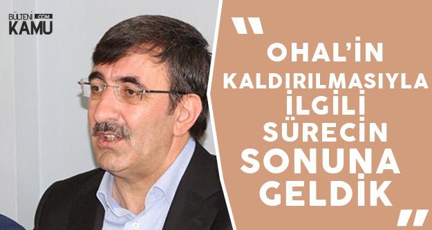 AK Parti Genel Başkan Yardımcısı Yılmaz: OHAL'in Sonuna Geldik
