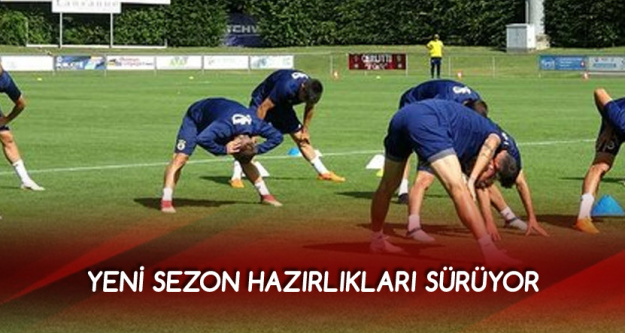 Fenerbahçe'de Hazırlıklar Son Sürat Devam Ediyor! Ferdi Kadıoğlu Akşam Katılacak