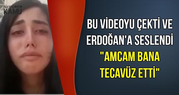 Genç Kız Bu Video ile Erdoğan'a Seslendi ve Öyle Şeyler Söyledi ki..