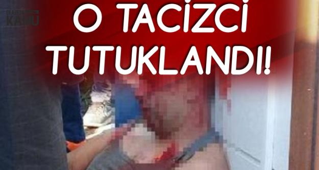Kırıkkale'de Meydan Dayağı Atılan Sapık Tutuklandı!