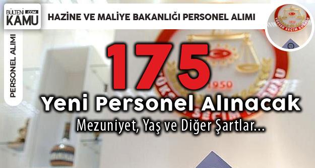 Yüksek Seçim Kurulu Başkanlığı'na 175 Yeni Personel Alınacak