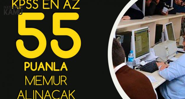Çardaklı Belediye Başkanlığı KPSS En Az 55 Puanla Memur Alacak
