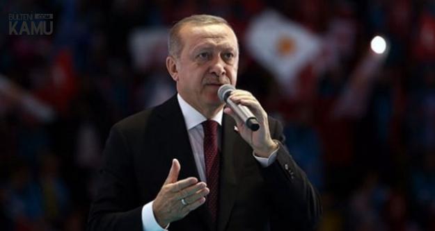 Cumhurbaşkanı Erdoğan: Bir Ölür, Bin Diriliriz!