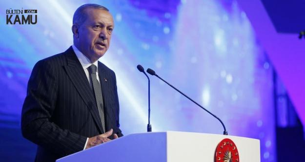 Cumhurbaşkanı Erdoğan'dan Malazgirt Zaferi Mesajı