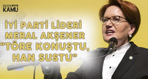 İYİ Parti'de Meral Akşener Yeniden Başkan Seçildi