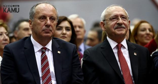 Kılıçdaroğlu'ndan Flaş İnce Açıklaması: O Yüzden Genel Başkan Yapmadım