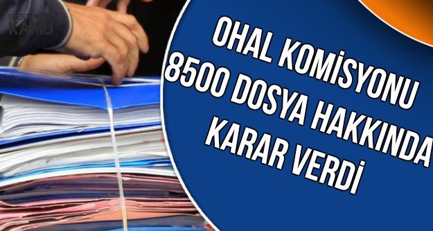 OHAL Komisyonu'ndan Son Dakika Açıklaması