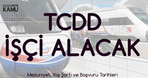 TCDD Makinist İşçisi Alımı Yapacak! Başvuru Tarihleri ve Şartları Belli Oldu!