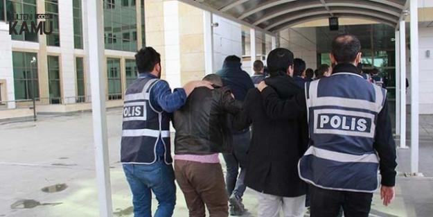 4 Memur Rüşvetten Tutuklandı!