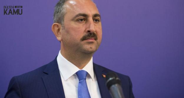 Adalet Bakanı Gül'den 'Adli Yıl' Mesajı