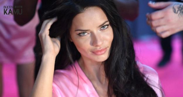 Adriana Lima'dan Türk Kadınları Açıklaması