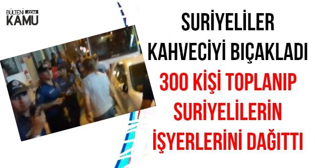 Bursa Osmangazi'de Suriyeli Huzursuzluğu