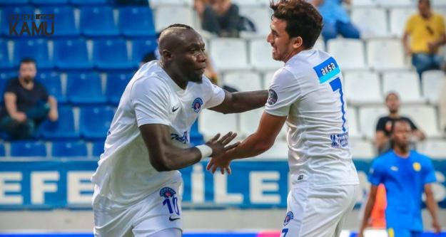 Diagne Durdurulamıyor! 4 Haftada 6 Gol