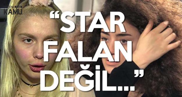 Dilan Çıtak Tatlıses'ten Aleyna Tilki'ye 'Star Falan Değil'