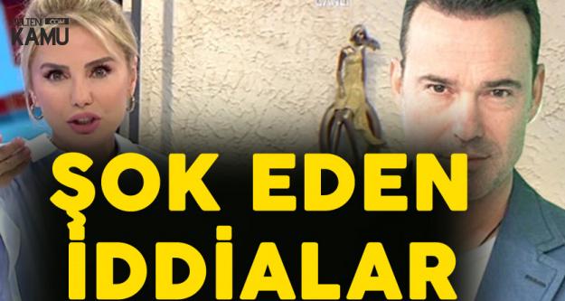 Ece Erken: Murat Başoğlu Silahla Kanalı Basıp Yapımcının Ağzına Silah Soktu