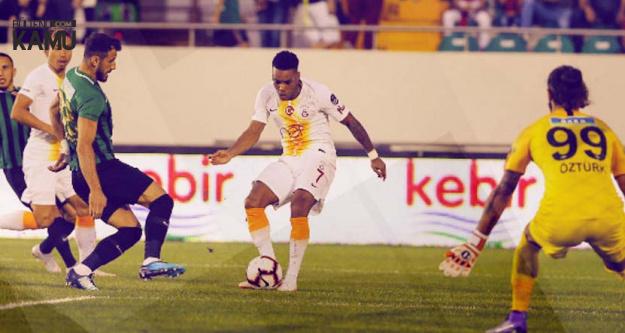 Galatasaray Deplasmanda Hezimete Uğradı! Akhisarspor'dan Farklı Galibiyet