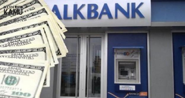 Halkbank Müdürü Açıkladı: 4,6 Milyon Dolarlık Döviz Alındı