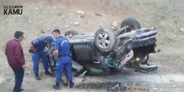 Kayseri Felahiye Belediye Başkanı Trafik Kazası Geçirdi