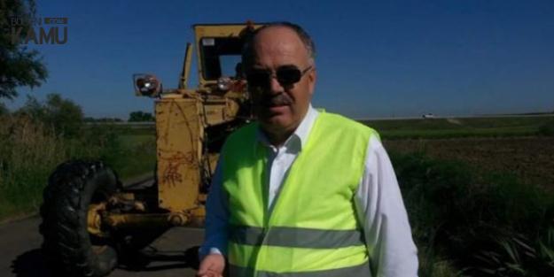 Meclis Üyesi Belediyeye Kızdı-Çöpleri Tek Başına Topladı