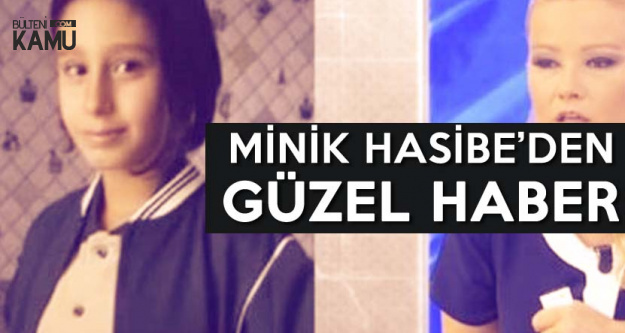 Müge Anlı'daki Hasibe Nur Mutlu'dan Güzel Haber!