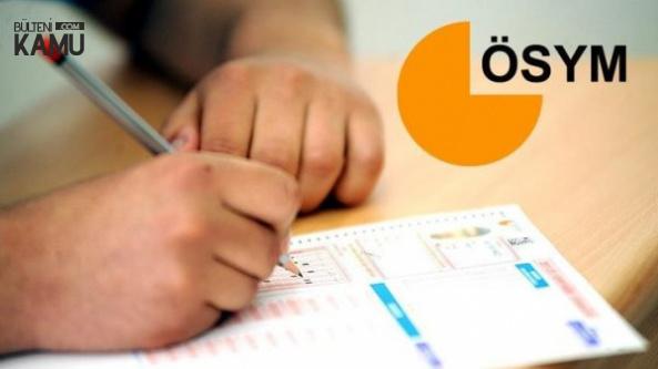 ÖSYM, YSK Memur Alımı Yazılı Sınav Sonucu Açıklandı