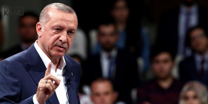 Son Dakika: Cumhurbaşkanı Erdoğan'dan Af ve Yerel Seçimlerde İttifak Açıklaması