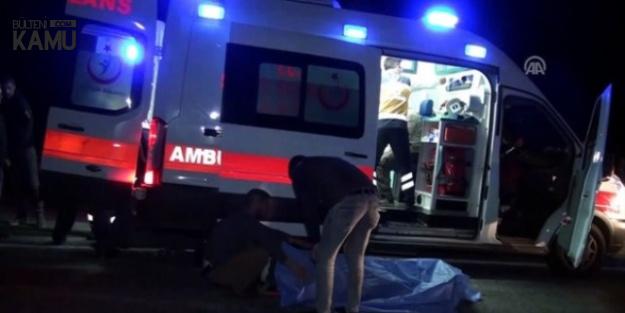 Trabzon'da Korkunç Kaza! 1 Ölü, 10 Yaralı