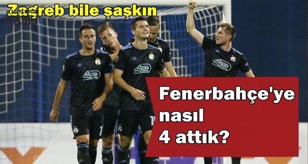 Zagreb Bile Fenerbahçe Galibiyetine Şaşırdı