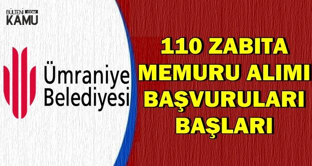110 Zabıta Memuru Alımı Başvuruları Başladı-İşte Başvuru Formu
