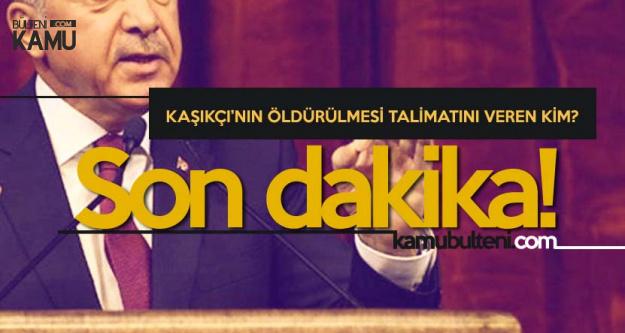 Cumhurbaşkanı Erdoğan'dan 'Kaşıkçı' Açıklaması: Az Sabredin