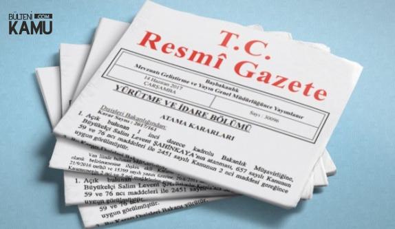 Erdoğan TÜBİTAK'ın Yönetim Kurulu Üyelerini Atadı