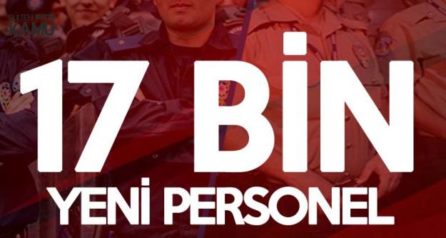 EGM'ye 17 Bin Yeni Personel! (1. Dönem Çarşı ve Mahalle Bekçisi, 23. Dönem Pomem)