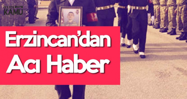 Erzincan'dan Acı Haber, Bedelli Askerlik Yaparken Hayatını Kaybetti