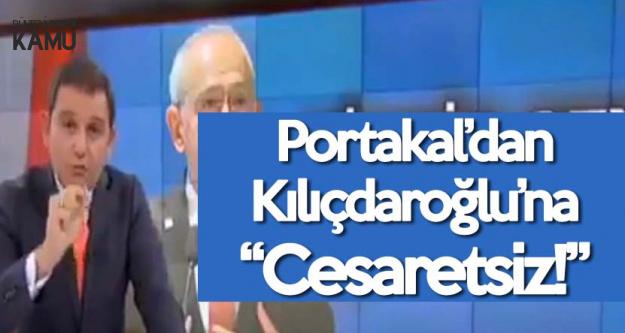 Fatih Portakal'dan Kemal Kılıçdaroğlu'na 'Öğrenci Andı' Tepkisi